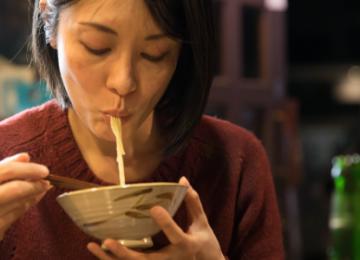 Slurping Noodles